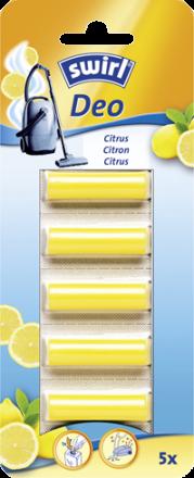 Dammsugardeostick, citron